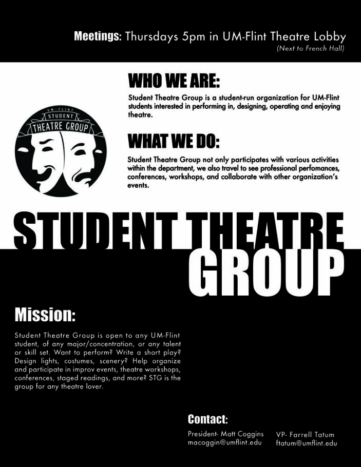 Student Theatre Group UofM